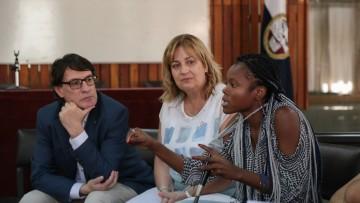 Dialogaron sobre las tendencias y realidades de refugiados y migrantes forzados