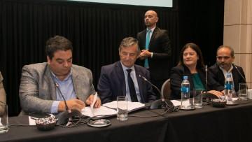 Crearon un Centro de Formación Sindical para Nuevos Dirigentes y Empresarios de América Latina