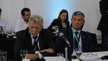 Pizzi participó del plenario de rectores del CIN