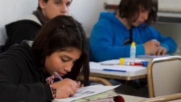 Inscriben para ingresar a las escuelas secundarias de la UNCUYO
