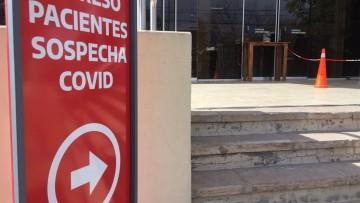 Hospital Universitario: Cómo es el circuito de los pacientes con sospecha de COVID-19