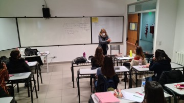#PresencialidadUNCUYO: así comenzó el segundo cuatrimestre la Facultad de Educación