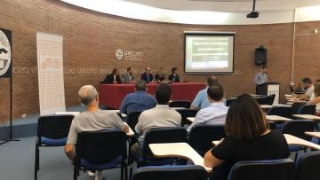Debatieron sobre transferencia tecnológica y propiedad intelectual