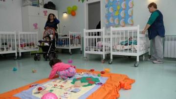 Sortearon vacantes de los Jardines Maternales de la UNCUYO