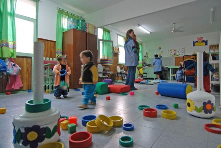 Jardín Caritas Dulces festeja el día del Niño con una obra de teatro