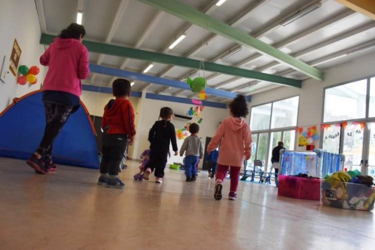 Inscriben a jardines maternales de la UNCUYO