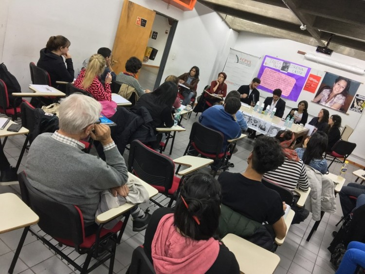 Reflexionaron sobre los derechos humanos frente a la violencia institucional