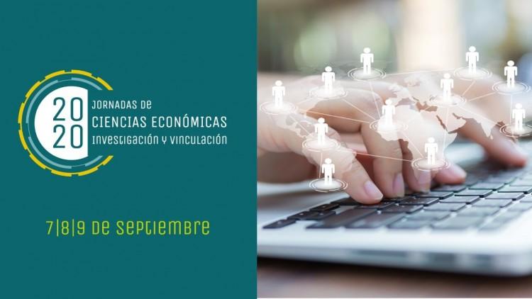 Jornadas de Ciencias Económicas: nueva edición virtual y para toda Latinoamérica