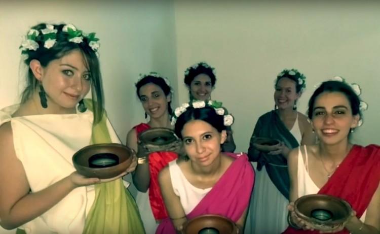 Dos días para adentrarse en la cultura grecorromana