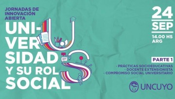 """Jornadas de Innovación Abierta: el turno de las miradas sobre """"Universidad y su rol social"""""""