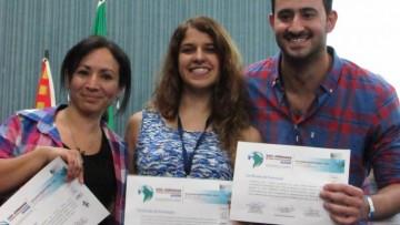 Distinguieron a jóvenes investigadores de la UNCuyo