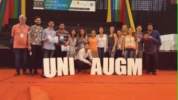 Premiaron a dos jóvenes investigadores de la UNCuyo