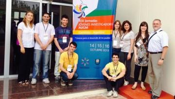 Jóvenes investigadores de la UNCuyo participan en Jornadas del Grupo Montevideo