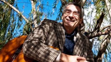 El guitarrista Juan Falú dictará una charla y un taller en la Universidad