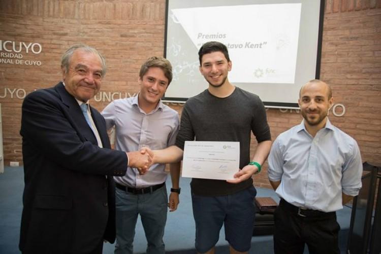 La FUNC premió proyectos creativos e innovadores