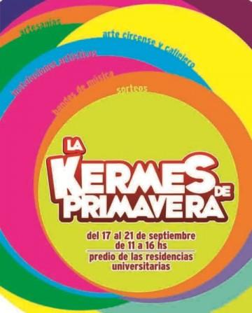 Actividades culturales, educativas y recreativas en la Kermes de la Primavera