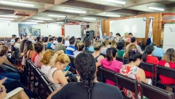 """Termina """"La Universidad en diálogo"""", el ciclo para debatir temas urgentes"""