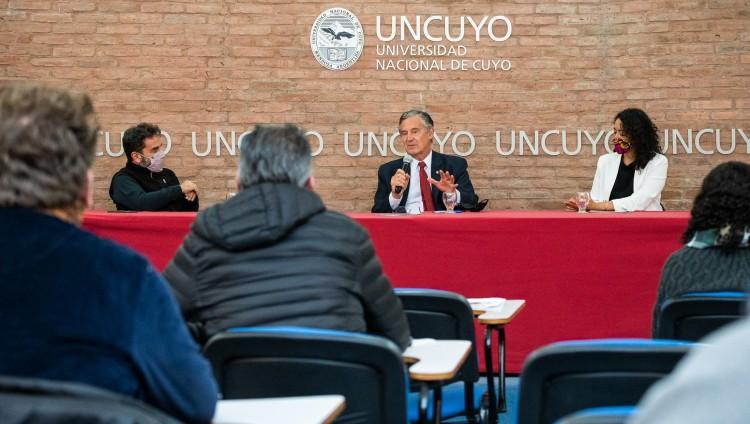 imagen que ilustra noticia La UNCUYO y Film Andes se asocian para desarrollar contenidos audiovisuales y propuestas culturales