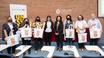 UNCUYO REC: escuelas acceden a tecnología y se capacitan para armar clases más innovadoras