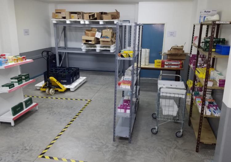 Inaugurarán espacio de simulación logística con tecnología de vanguardia