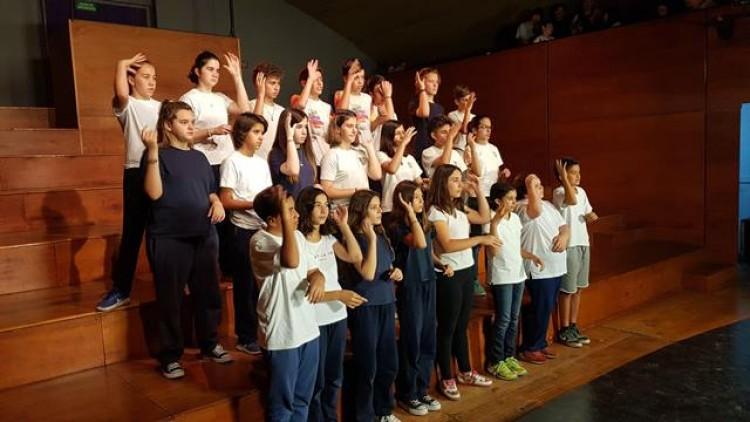 Lengua de señas: Segundo idioma de la primaria de la UNCUYO