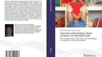 Publicaron libro sobre atención odontológica de pacientes con discapacidad