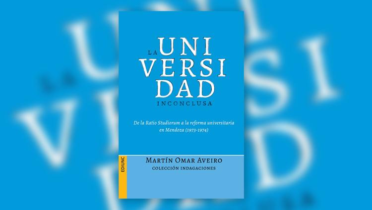 La historia de la Universidad Argentina indaga un libro de la Ediunc