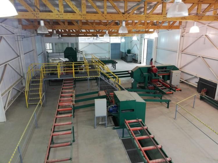 Visitarán el final de obra del Centro Tecnológico de la Madera