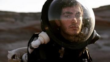 Viajar a Marte: Marcos Bruno fue nuevamente invitado a una simulación