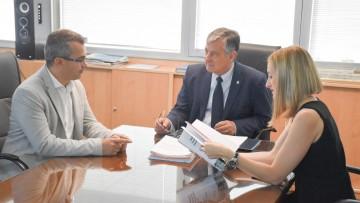 Internacionalización: Se recibe el primer doctor con beca completa de la UNCUYO