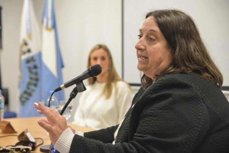 Investigadora y docente de la UNCUYO fue incorporada a la Academia Nacional de Ciencias