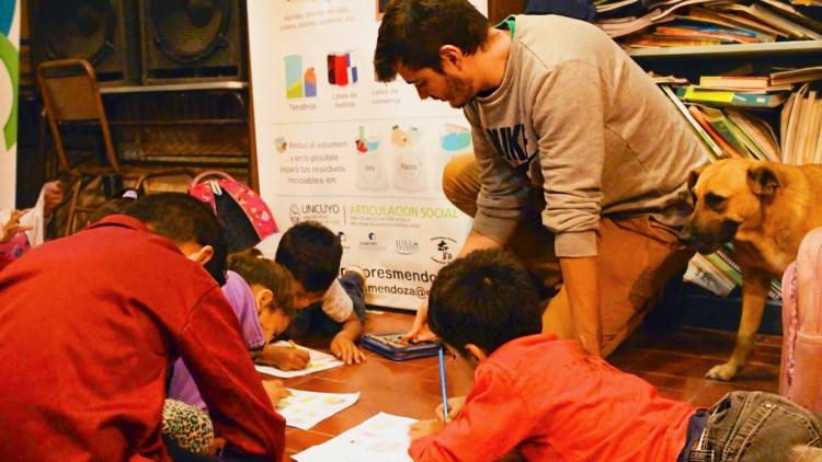 Estudiantes de intercambio sumaron experiencias en el territorio