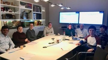 De la UNCUYO a una importante misión de medicina regenerativa en Frankfurt
