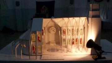 Ya se puede visitar una muestra de arte medieval de estudiantes de la UNCuyo