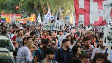Acto por el Día de la Memoria en la Universidad