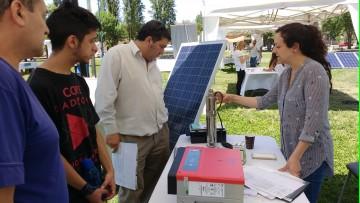 Mostraron los usos y aplicaciones de la energía solar