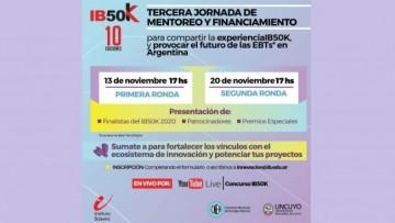 Segunda ronda de mentoreo y financiamiento del concurso IB50K