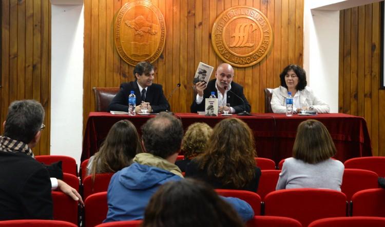 Comenzaron las Jornadas de homenaje a Antonio Di Benedetto