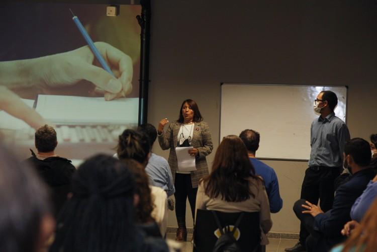 Organizaciones se capacitaron en gestión de proyectos sociales