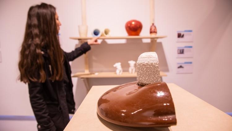 imagen que ilustra noticia Investigación pionera sobre porcelana: ensayan nuevas tecnologías y modos de producción innovadores
