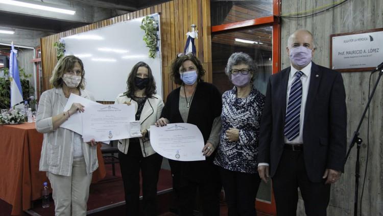 imagen que ilustra noticia Silvana Turner y Anahí Ginarte son las nuevas Doctoras Honoris Causa de la UNCUYO
