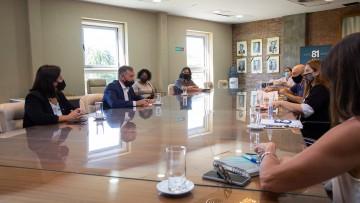 Escuelas de la UNCUYO: el rector Pizzi les garantizó a los padres la vuelta a la presencialidad