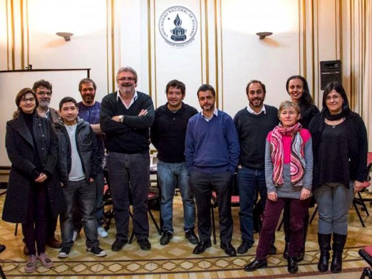 Encuentro de Editoriales Universitarias en Villa María