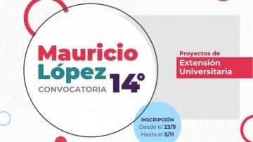 """Inscriben para postular a la XIV convocatoria de los """"Proyectos Mauricio López"""""""