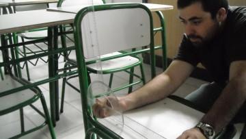Aconsejan cambiar el diseño del mobiliario escolar para mejorar el rendimiento de los niños
