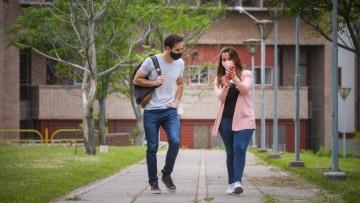 Cómo impactó la pandemia en la movilidad de la comunidad universitaria