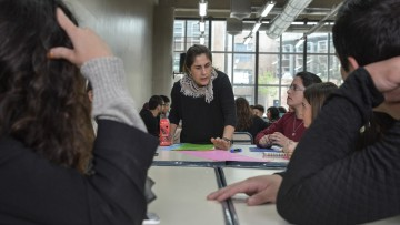 Reflexionarán sobre la universidad en clave feminista