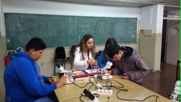 Con la ciencia como protagonista el Liceo festejó el Día de los Museos