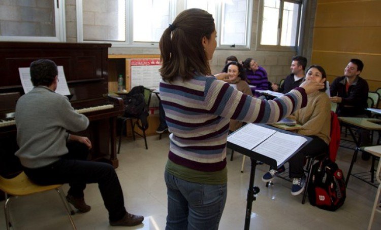 Tres días de talleres para perfeccionarse en música académica