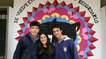 Estudiantes del Martín Zapata ganaron concurso audiovisual sobre violencia de género